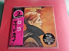 DAVID BOWIE - LOW ; ultra rare 2009 Japanese Super-High Material CD ; New & Seal