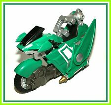 Power Rangers Ninja Storm _ Green Glider Cycle