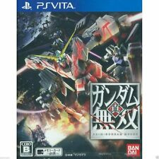 Shin Gundam Musou PS Vita SONY JAPANESE NEW JAPANZON
