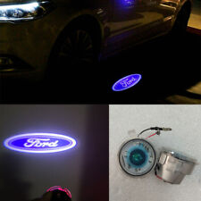 2pcs rearview mirror LED 3D projector logo welcome light for Ford Mondeo 2013-18