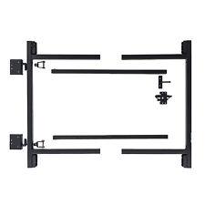 "Adjust-A-Gate 36""H/36""-60&#03 4; W Original Series 2 rail adjustable gate frame kit"