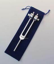 verstellbare Stimmgabel c 128 Hz - d, e, f, g, a, h 240 Hz tuning Fork diapason