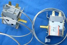 2 Pin WPF-20 Terminals Freezer Refrigerator Thermostat with 70cm Metal Cord