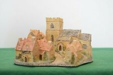 """David Winter Cottages """"Cotswold Village"""" In excellent condition, in original box"""