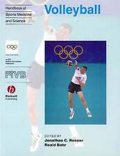 Volleyball (The Handbook of Sports Medicine and Science) by Jonathan Reeser, Ro