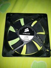 Corsair 120mm 3-Pin PC Cooling Fan 25mm thick 7 blade Ultra Quiet CF12S25SH12A