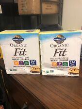 2 pk Garden of Life Organic Fit Bar Chocolate Coconut Almond 12 per carton 06/20