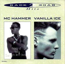 RARE mc hammer / vanilla ice HITS CD ALBUM best of rap us 1990/1991