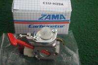 GENUINE ZAMA CARBURETOR C1U-H39A  * NEW *  Equal to Homelite UP00608A UP00021