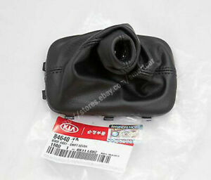 Gear Shift Lever Boot for 2011 2012 2013 KIA Forte Cerato Sedan Koup (Automatic)