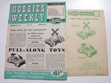 November Hobbies Weekly Craft Magazines in English