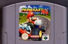Mario Kart 64 Nintendo 64 PAL Version Multiplayer Cartridge Video Game Card N64