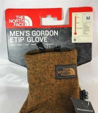 The North Face Men's Gordon Etip Touchscreen Capable Winter Gloves, Brown, M.