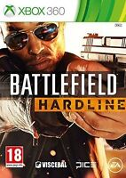 Battlefield Hardline - Xbox 360 New& Sealed