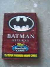 Topps Batman Returns 1992 г.