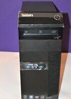 Lenovo ThinkCentre M93p Core i5-4570 3.2GHz  8GB  New 240gb SSD Win 10 Wifi
