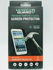 Mobile Guard Glass Screen Protector for Samsung Galaxy S5