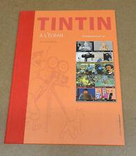 HERGE - TINTIN A L'ECRAN - TL 5000 EX - NUM - CBBD ( COMME NEUF )