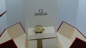 Authentic Factory Refurbished Omega Geneve Women's Watch