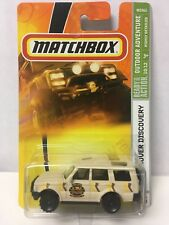 2008 MATCHBOX LAND ROVER DISCOVERY Outdoor Adventure Tan