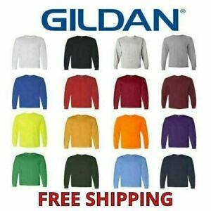 Gildan G540 Adult  Heavy Cotton™ 5.3 oz. Long-Sleeve T-Shirt