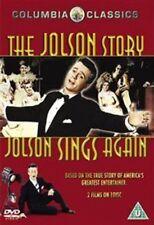 The Jolson Storyjolson Sings Again DVD 19461949 2003