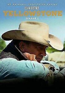 Yellowstone: Season One (DVD, 2018, 4-Disc)