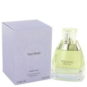 Vera Wang Sheer Veil Women's Perfume By Vera Wang 3.4oz/100ml EDP Spray
