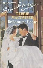 Bride on the Loose - Debbie Macomber - Silhouette Books - Good - Paperback