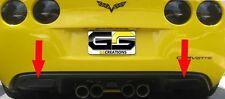C6 Corvette Acrylic Reverse Light Blackout Kit Z06 Zr1