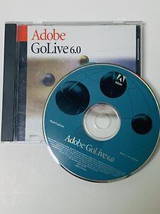 Adobe Golive 6.0 Full Version For Macintosh