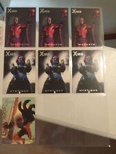 2009 X-Men Archives--Nemesis Cards (You Pick 1)