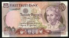 More details for *northern ireland* **first trust bank £20 note** **1996** **lc358941** *harvey**