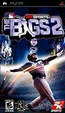 BRAND NEW SEALED PSP -- The Bigs 2: Baseball Game (Sony PSP, 2009)