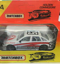 Matchbox Holden Contemporary Diecast Cars