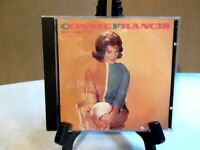 CONNIE FRANCIS Rocksides (1957-64) CD Excellent Condition