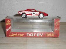 NOREV   JET CAR 1/43 LANCIA STRATOS marlboro  N° 713 métal  + BOITE