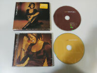 WHITNEY HOUSTON JUST WHITNEY CD + DVD SPECIAL EDITION ARISTA 2002 EU EDITION