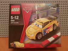 LEGO Disney CARS/9481 Jeff Gorvette/RARE/Entièrement NEUF dans sa boîte neuf scellé ✔ Fast p&p ✔
