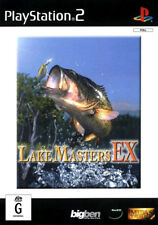 Lake Masters Ex PlayStation 2 Game USED
