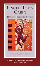 Uncle Tom's Cabin (Second Edition)  (Norton Critical Editions), Stowe, Harriet B