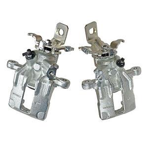 2Pcs Rear Brake Calipers for Nissan Almera N16 V10 Primera P11 WP11 Left & Right