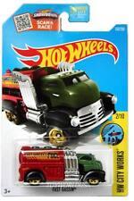 2016 Hot Wheels #167 HW City Works Fast Gassin