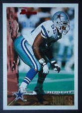 NFL 348 Robert Jones Dallas Cowboys Bowman 1995