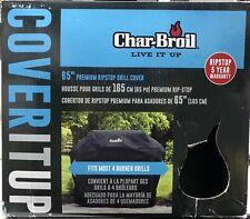 Char-Broil 9049197 65 in.  PREMIUM Ripstop Grill Cover