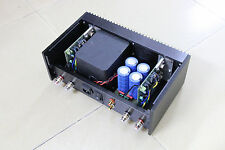 Clone Classic QUAD405 Power amplifier HIFI Audio amp 100W+100W ONSEMI MJ15024