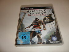 PLAYSTATION 3 PS 3 ASSASSIN 'S CREED-BLACK FLAG