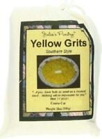 Julia's Pantry Yellow Grits Southern Style, 12 Ounce
