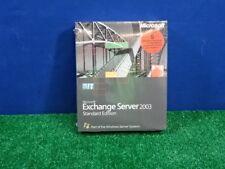 Microsoft Exchange Server 2003 Standard 5 CAL .. New