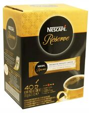 Nescafe Reserve Premium Instant Coffee 40 Sachets - Finely Ground Roasted